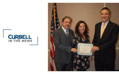 The EPA Recognizes Curbell for its Environmental Practices