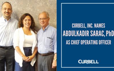 Curbell, Inc. Names Abdulkadir Sarac as COO