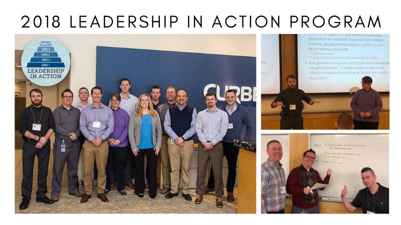 2018 Leadership In Action Program