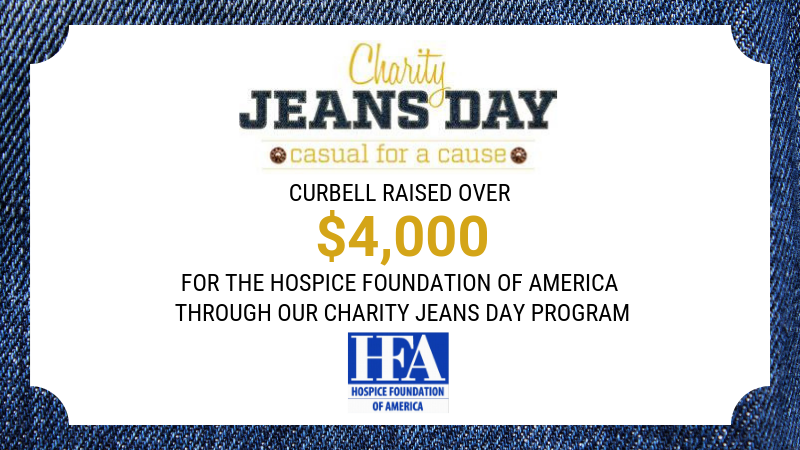 Charity Jeans Day – Hospice Foundation of America