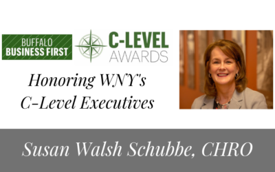 Susan Schubbe Receives C-Level Award