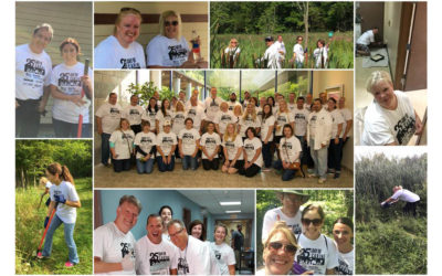 United Way's Day of Caring!