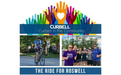Curbell in the Community – Ride for Roswell