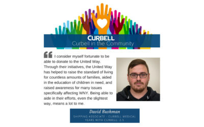 Curbell in the Community – Employee Story