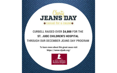 Charity Jeans Day – St. Jude Children's Hospital