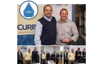 2017 Curbell True Blue Award Recipient – Angelo Miranda!