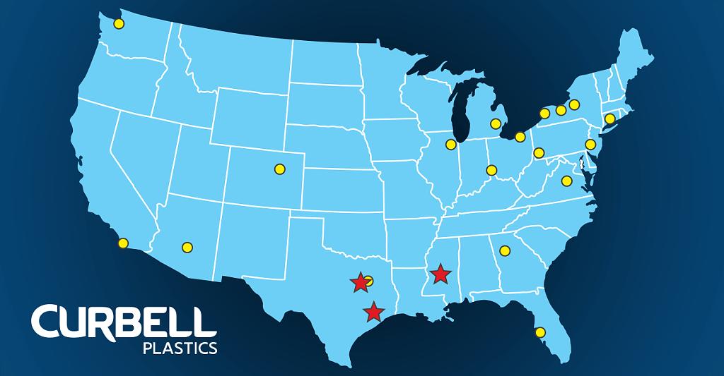 Curbell Plastics Acquires Texas-Based Nationwide Plastics